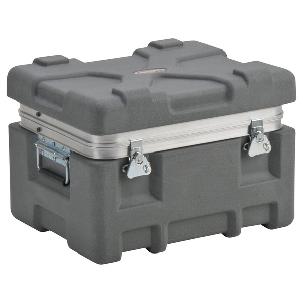 "SKB 12"" Deep Roto X Shipping Case - Angled Closed"