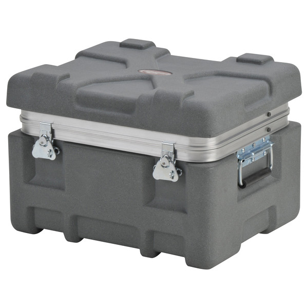 "SKB 12"" Deep Roto X Shipping Case - Angled Closed 2"