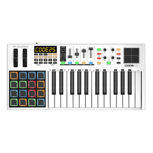 M-Audio Code 25 Controller Keyboard