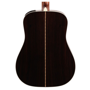 Takamine EF360GF Back Close