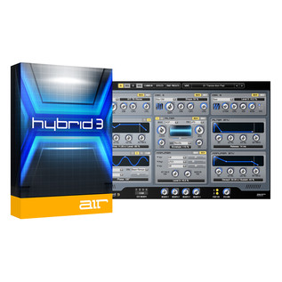 AIR Music Technology, Hybrid 3.0