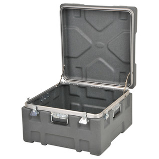 SKB Roto-X Series 2424-14 Shipping Case - Angled Open 2
