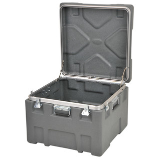 SKB Roto-X Series 2424-18 Shipping Case - Angled Open 2