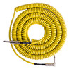 Lava kabel Retro Coil vinklet Instrument Cable 20ft, gul