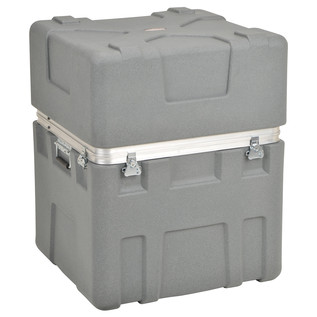 SKB Roto-X Series 32'' Deep Shipping Case (2624-32) - Angled Closed