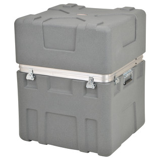 SKB Roto-X Series 32'' Deep Shipping Case (2624-32) - Angled Closed 2