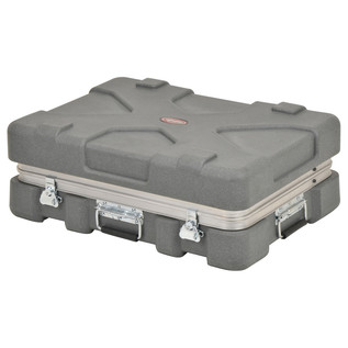 SKB Roto-X Series 10'' Deep Shipping Case (2719-10) - Angled Closed 2
