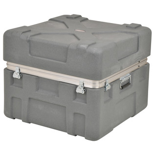 SKB Roto-X Series 22'' Deep Shipping Case (2828-22) - Angled Closed 2