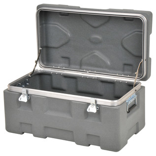 SKB Roto-X Series 14'' Deep Shipping Case (2915-14) - Angled Open 2
