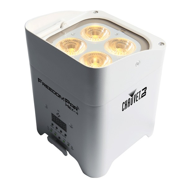 Chauvet Freedom Par Hex-4, White