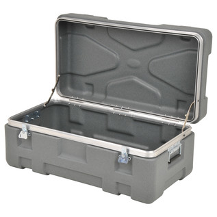 SKB Roto-X Series 16'' Deep Shipping Case (3518-15) - Angled Open 2