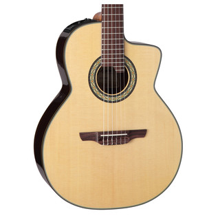 Takamine TC135SC Front Close