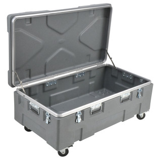 SKB Roto-X Series Shipping Case (5026-16) - Angled Open