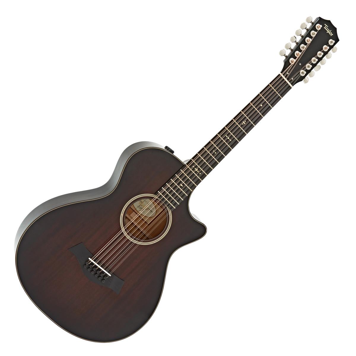 taylor 562ce 12 fret grand concert 12 string electro acoustic guitar at. Black Bedroom Furniture Sets. Home Design Ideas