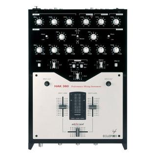 Ecler HAK 360 2-Channel DJ Mixer