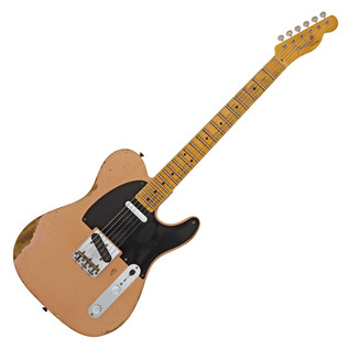 Fender Custom Shop 1951 Heavy Relic Telecaster, Faded Copper