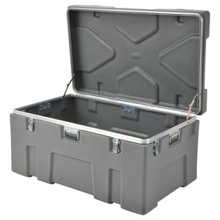 SKB Roto-X Series Shipping Case (5030-24) - Angled Open 2