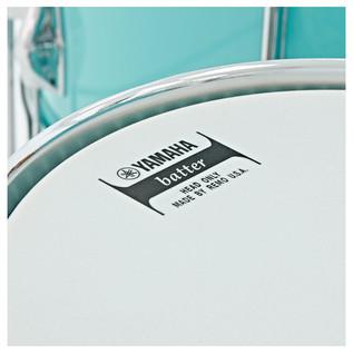Yamaha Recording Custom 4 Piece Shell Pack, Surf Green