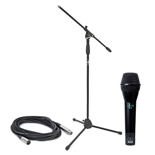 AKG D770 Dynamic Vocal Microphone Bundle