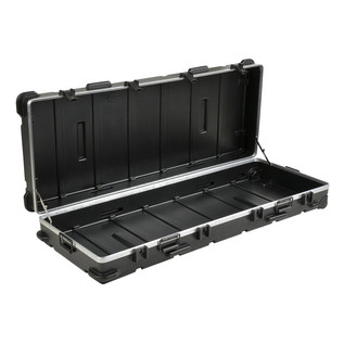 SKB Low Profile ATA Case (6323W) - Angled Open