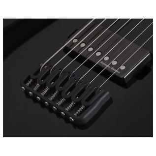 Jeff Loomis JL-7 Electric Guitar, GlossBlack