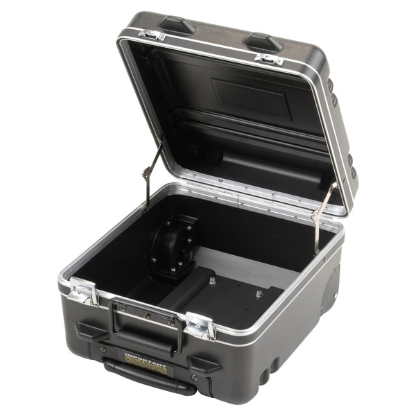 SKB MR Series Pull Handle Case (1413) - Angled Open