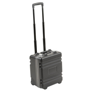 SKB MR Series Pull Handle Case (1413) - Case With Handle Extended