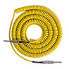 Lava kabel Retro Coil Instrument Cable 20ft, gul