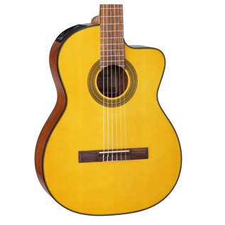 Takamine GC1CE Body Close