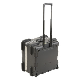SKB MR Series Pull Handle Case (1818) - Rear With Handle