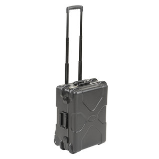 SKB MR Series Pull Handle Case (1913) - Angled With Handle
