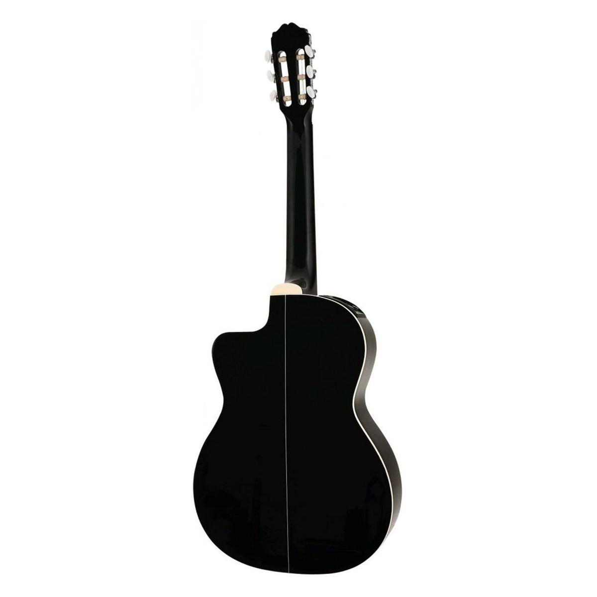 guitare classique electro acoustique takamine gc1ce noir. Black Bedroom Furniture Sets. Home Design Ideas