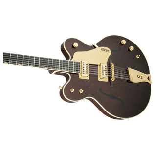 Gretsch G6122-12 Chet Atkins Country Gent 12-String Hollow Body Guitar, Walnut Stain