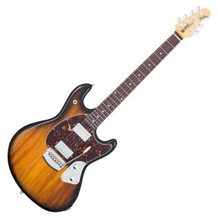 Music Man StingRay Electric Guitar, Vintage Sunburst