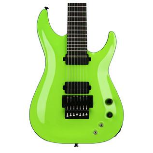 Schecter Keith Merrow KM-7 FR S Electric Guitar, Green