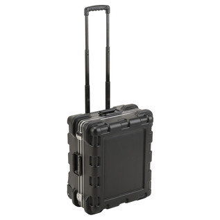 SKB MR Series Pull Handle Case (1916) - Angled With Handle
