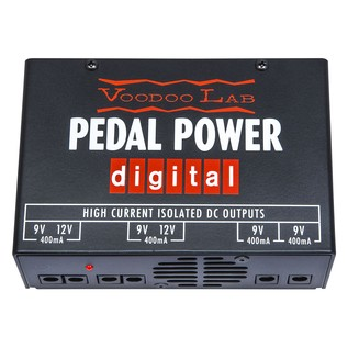 Voodoo Lab Digital Pedal Power