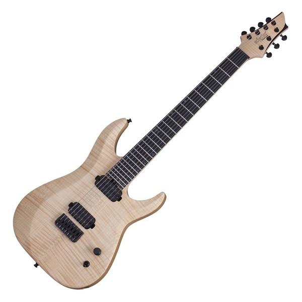 Schecter Keith Merrow KM-7 Mk-II Electric Guitar, Natural Pearl