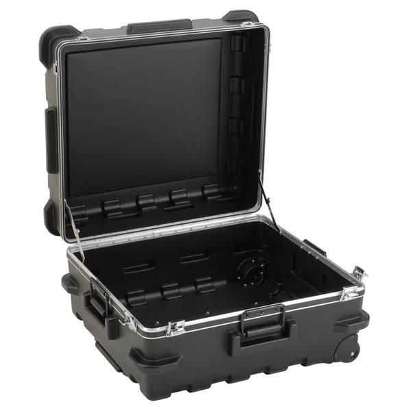 SKB MR Series Pull Handle Case (2523) - Angled Open