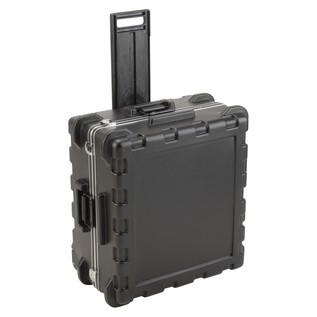 SKB MR Series Pull Handle Case (2523) - Angled With Handle