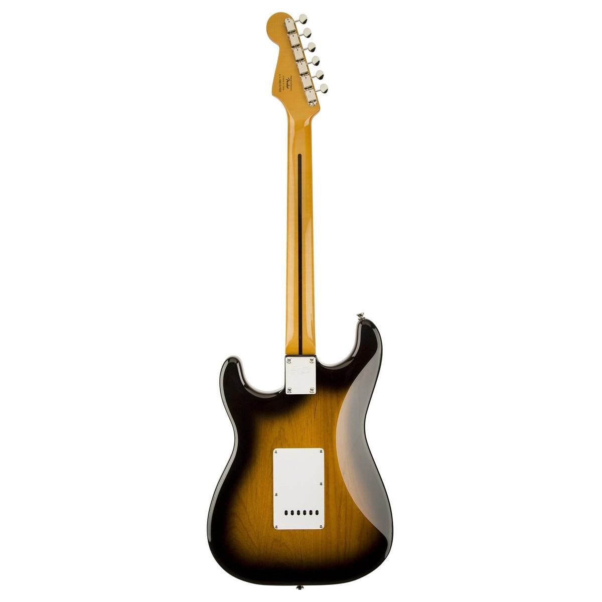 squier classic vibe 50s stratocaster 2 tone sunburst at gear4music. Black Bedroom Furniture Sets. Home Design Ideas