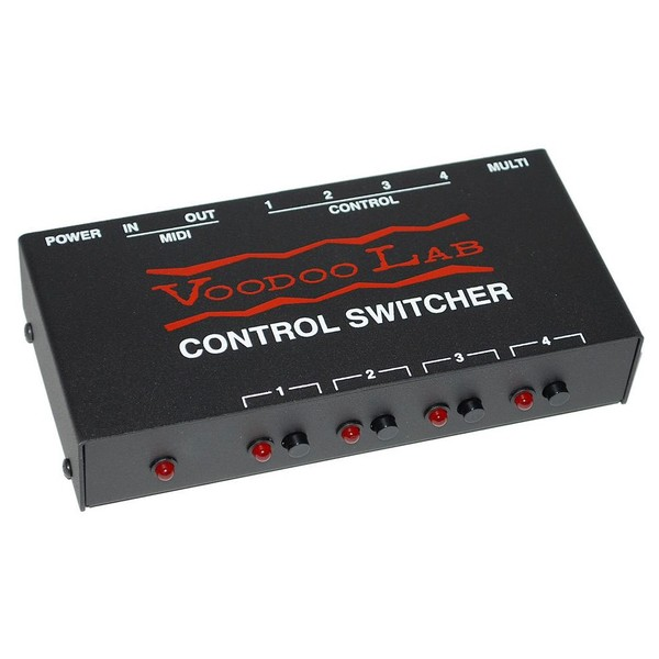 Voodoo Lab Control Switcher