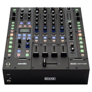 Rane Sixty-Four 4 Channel DJ Mixer - Bottom