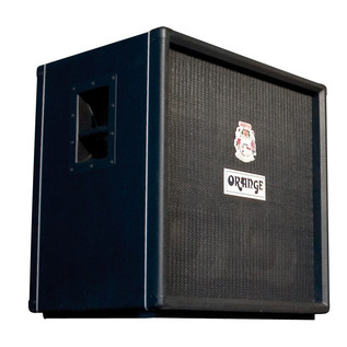 Orange OBC 410 Bass Cab, Black