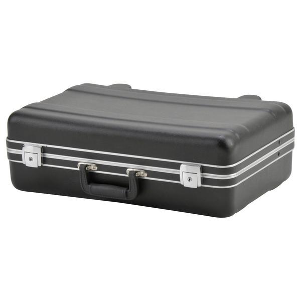 SKB Luggage Style Transport Case (2012-01) - Angled Closed 2