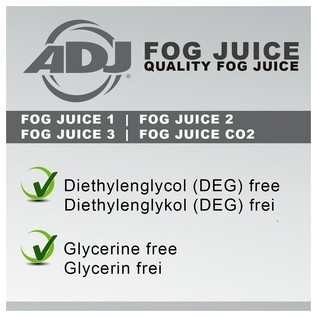 Fog Juice 1 Light, 1 Litre