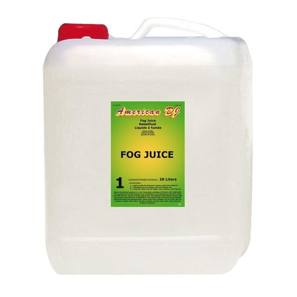 ADJ Fog Juice 1 Light, 20 Litres