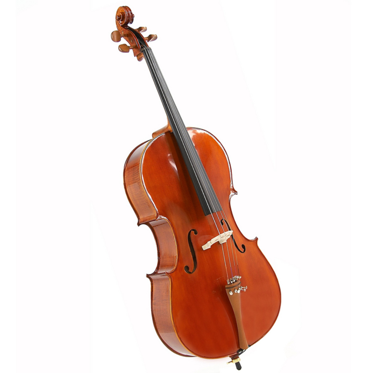 deluxe 4  4 cello with case by gear4music