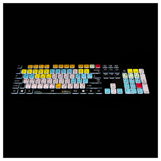 Editors Keys Backlit PC Keyboard for Pro Tools