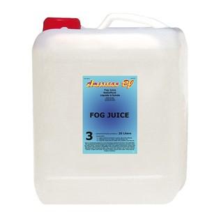 Fog Juice 3 Heavy, 20 Litres